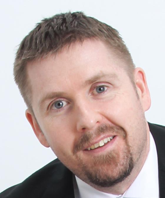 Headshot of Scott Field, Realtor
